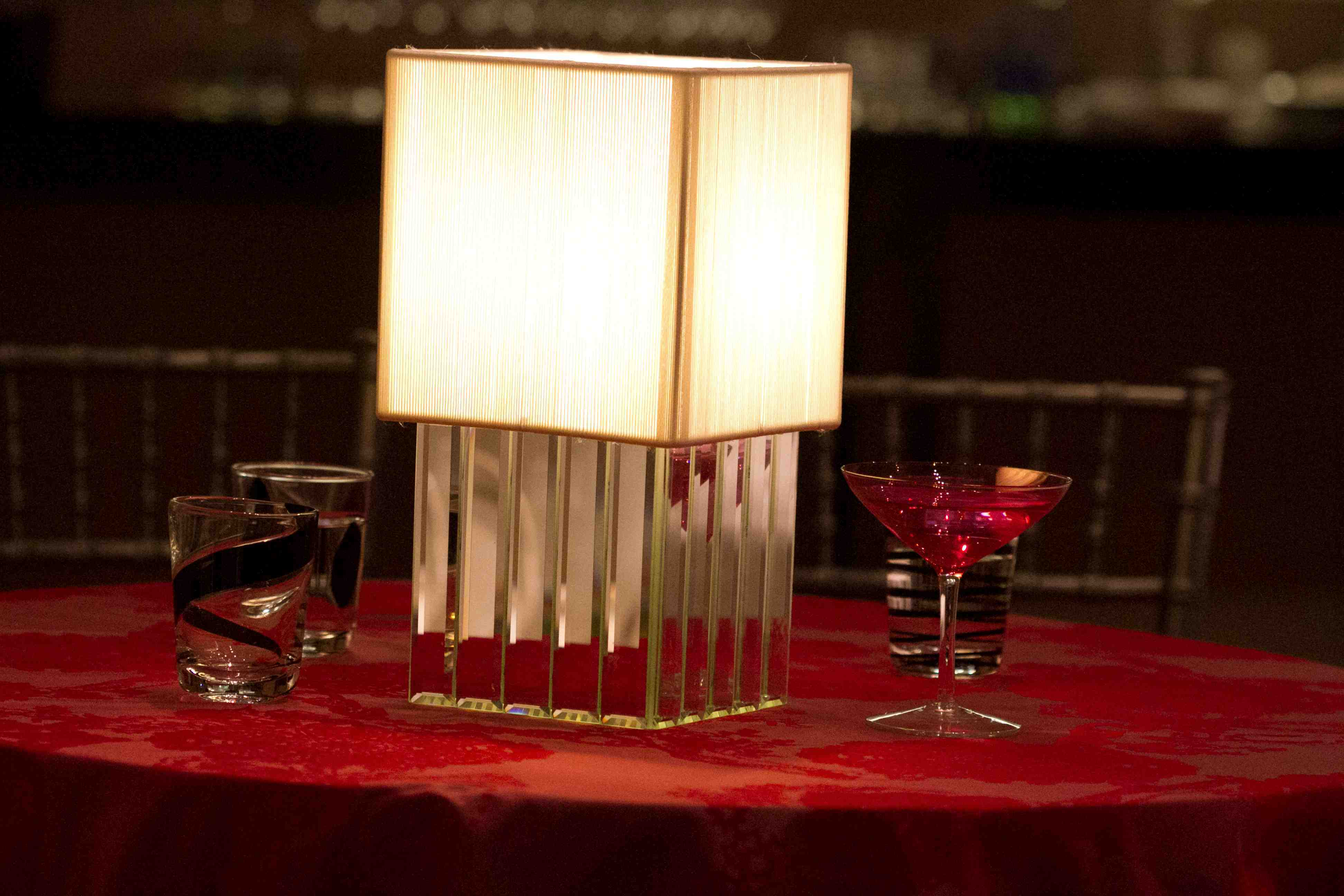 IPower Cordless Lighting Introduce A New Cabaret Lamp IPower - Cabaret table lamps